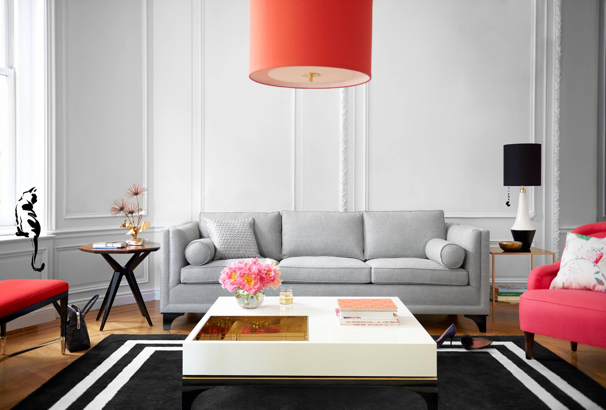 Beautiful Feast Your Eyes! Kate Spade Home Is Here, And It Is Fabulous! It Has All Of  The Color And Playfulness You Would Expect, And We Are In Love.